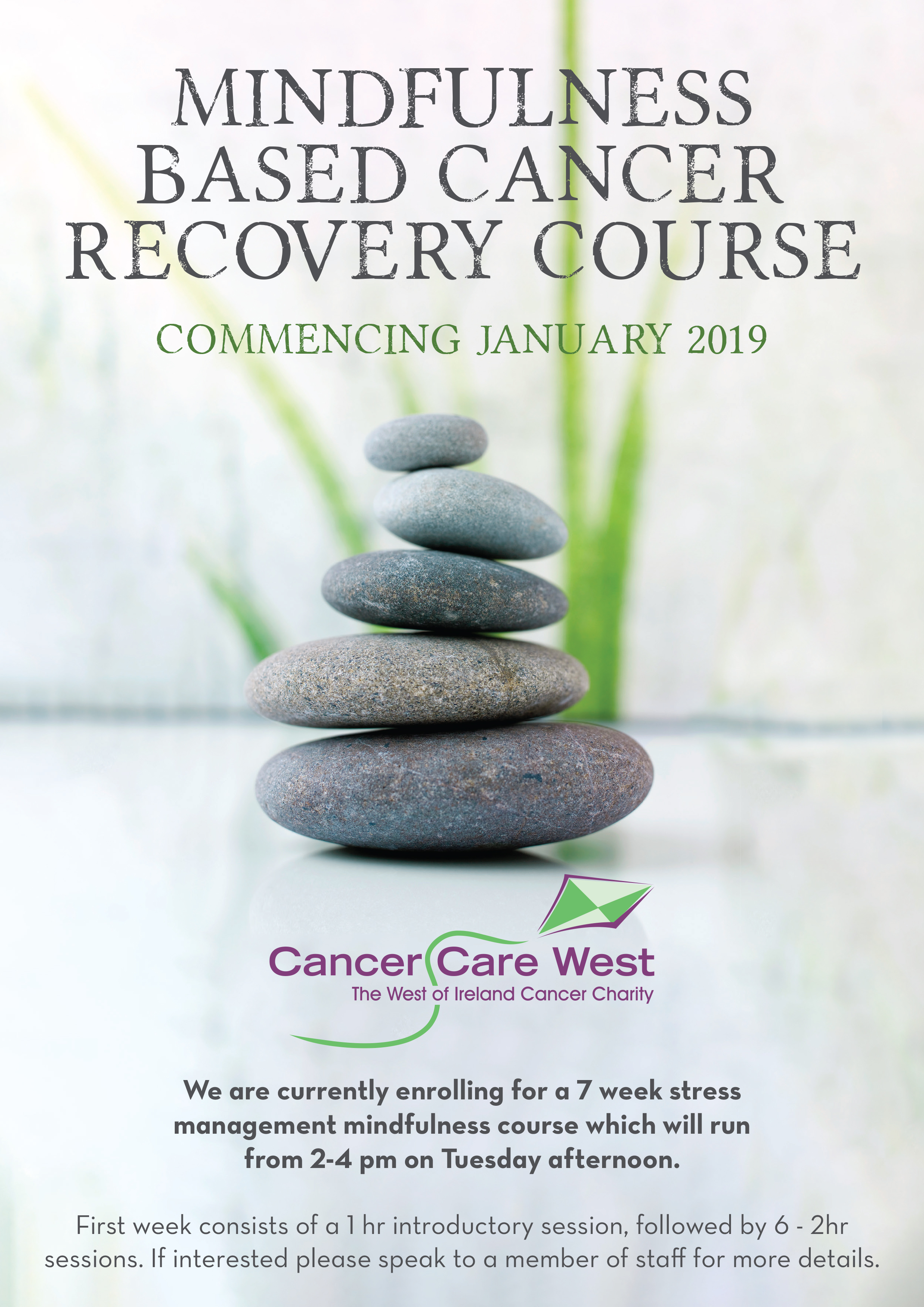 Mindfullness Based Cancer Recovery Course Cancer Care West